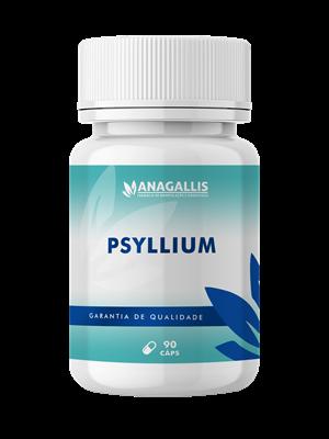 Psyllium 500mg 90 Cápsulas