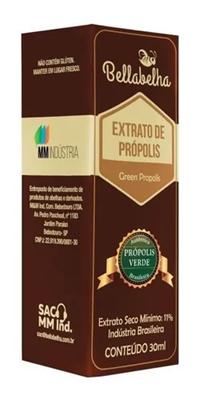 Extrato de Própolis Verde Bellabelha 30ml